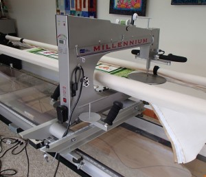 This sale is over – Upgrade your APQS Ultimate 1 to a Millennium ... : apqs quilting machine - Adamdwight.com