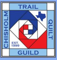 Chisholm Trail Quilt Guild