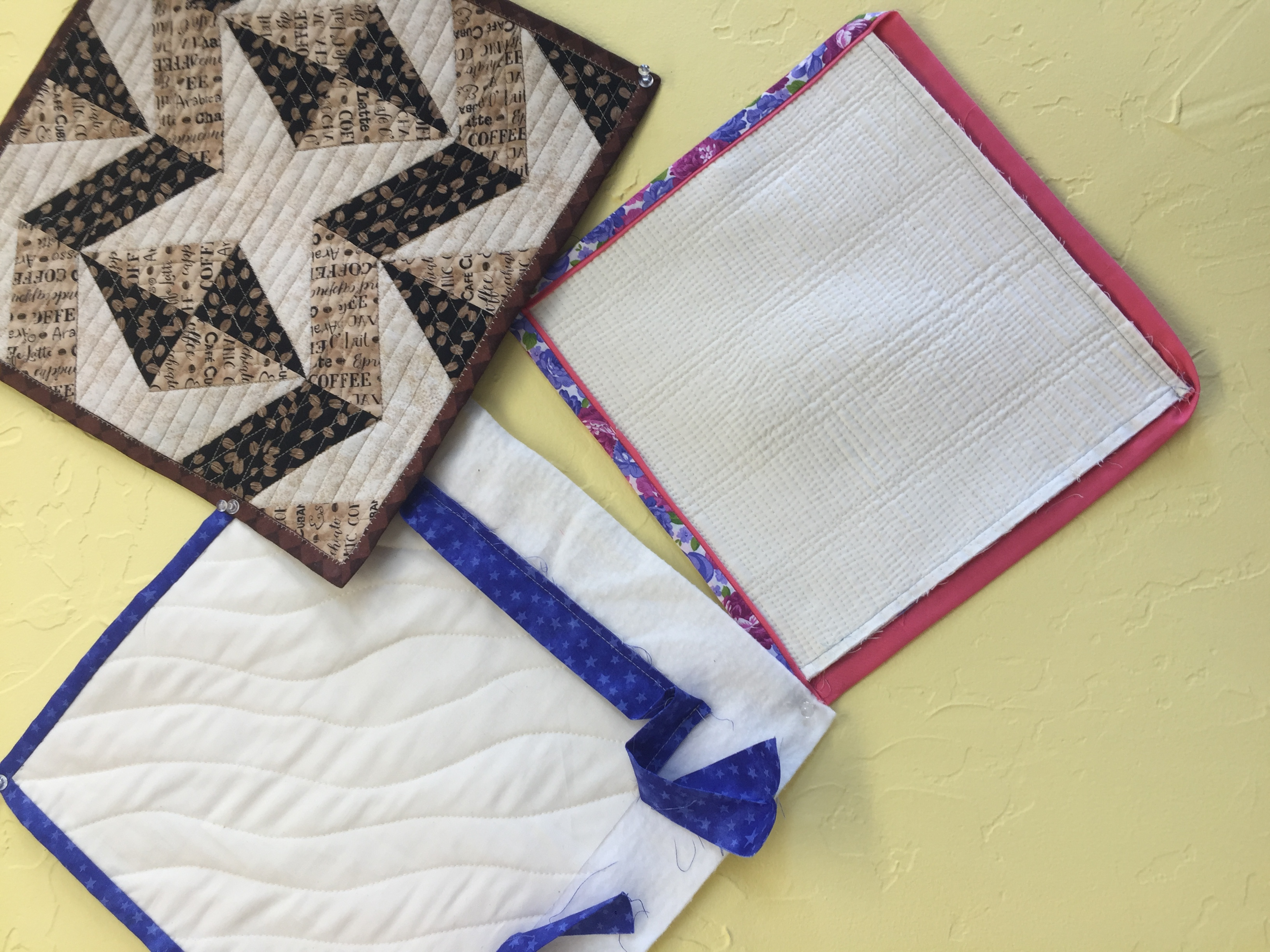 Binding and Finishing Quilts with Colette Wilson | Over The Top ...