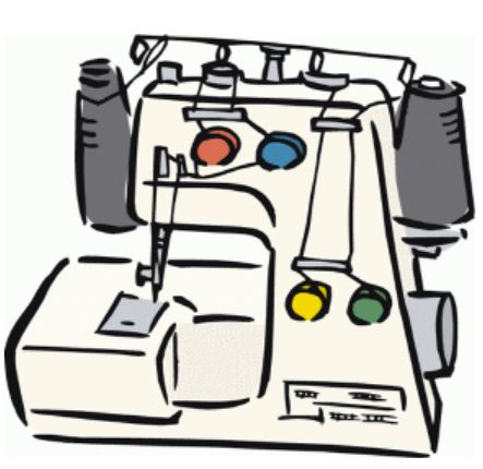 Quick Start Serger Skills | Over The Top Quilting Studio